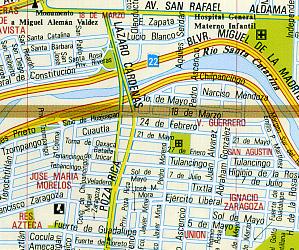 Monterrey, Tamaulipas, Mexico.