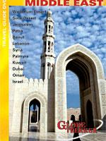 Middle East: Jordan, Syria & Lebanon Travel Video DVD.
