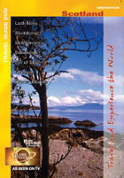 Scotland - Travel Video DVD.