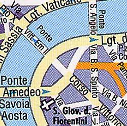 Europe City Street ATLAS.