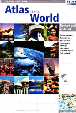 """Atlas of the World""."