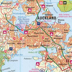 Auckland to the Far North, New Zealand.
