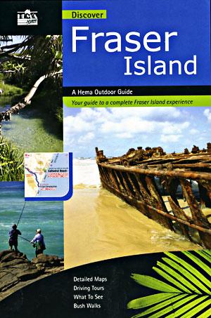 Fraser Island, Tourist Road ATLAS, Australia.