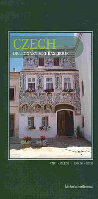 Czech-English, English-Czech Dictionary and Phrasebook.