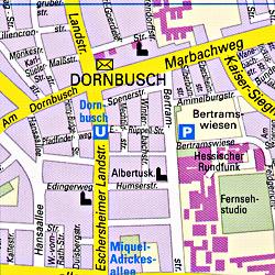 "FRANKFURT ""City Flash"", Germany."