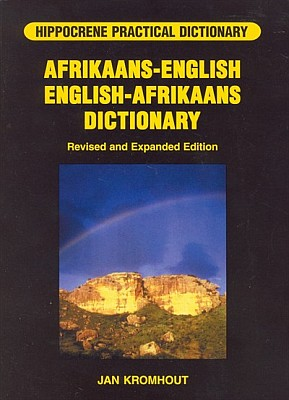 Afrikaans-English, English-Afrikaans, Practical Dictionary.