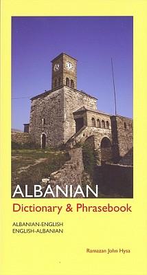 Albanian-English, English-Albanian Dictionary and Phrasebook.