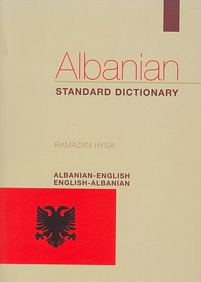 Albanian-English Standard Dictionary.