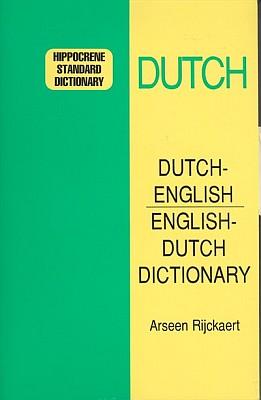 Dutch-English, English-Dutch, Standard Dictionary.