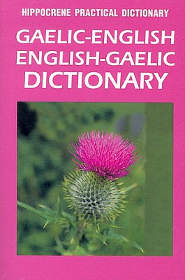 Gaelic-English, English-Gaelic, Practical Dictionary.