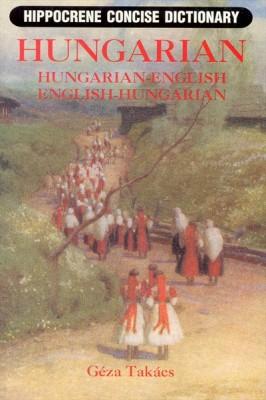 Hungarian-English, English-Hungarian, Concise Dictionary.