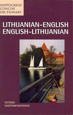 Lithuanian-English, English-Lithuanian, Concise Dictionary.