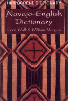 Navajo-English Dictionary.