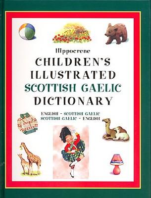 Hippocrene Children's Illustrated Gaelic Dictionary.