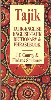Tajik-English, English-Tajik, Dictionary and Phrasebook.