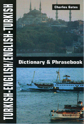 Turkish Phrasebook and Dictionary.