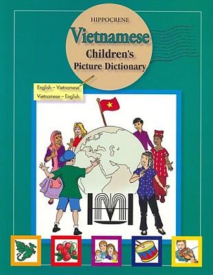 Vietnamese Children's Dictionary Dictionary.