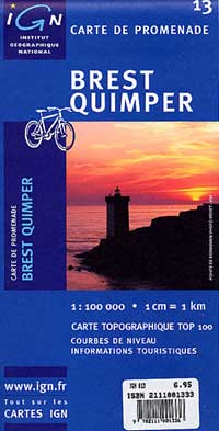 Brest and Quimper Section.