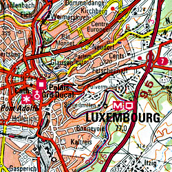 Nancy, Metz, and Luxembourg Section.