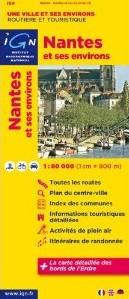 Nantes & surrounding, France.
