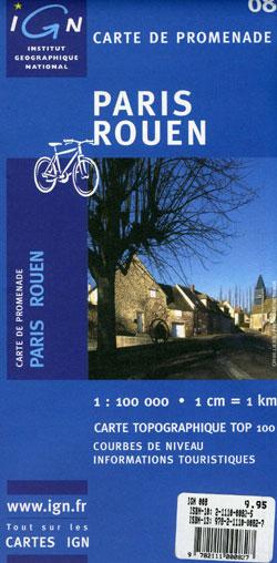 Paris Northwest and Rouen Section.