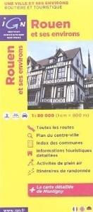 Rouen & surrounding, France.