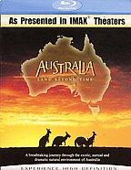 Australia: Land Beyond Time - Travel Video - Blu-ray DVD.