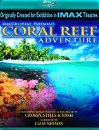 Coral Reef Adventure - Travel Video - Blu-ray DVD.