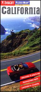 "California ""Flexi"" Road and Tourist Map, America."