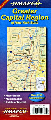 Albany - Capital Region (Greater), New York, America.
