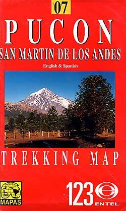 Pucon, San Martin de los Andes.