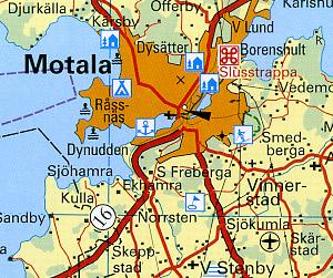Suthwest Sweden.
