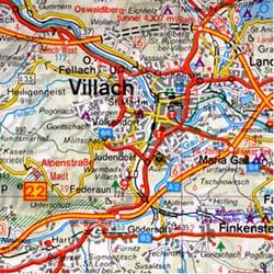 Western Styria - Carinthia - Salzburg South.