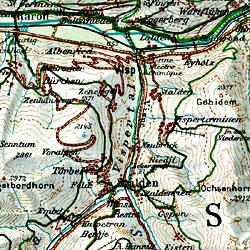 Wallis (Valais) Region