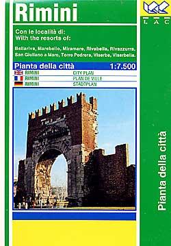 Rimini, Emilia Romagna, Italy.