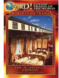 The Al Andalus Express - Train Video.