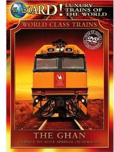 The Ghan - Railroad Video.