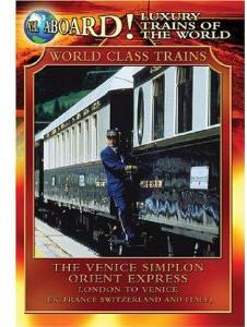 The Venice Simplon Orient Express - Train Video.