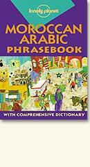Moroccan Arabic Language Phrasebook.