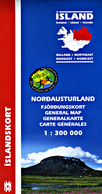Northeast Iceland.