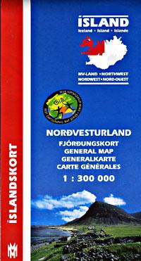 Northwest Iceland.