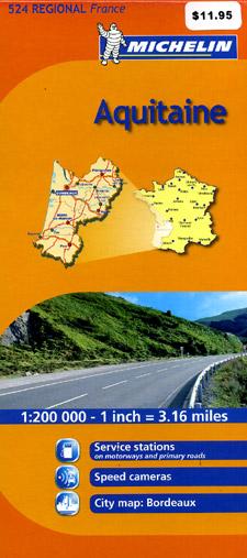 Aquitaine Region #524 .
