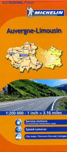 Auvergne-Limousin Region #522.