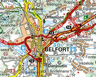 Franche-Comte Region #520.