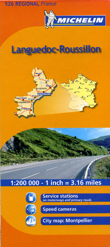 Languedoc-Roussillon Region #526 .