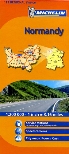 "Normandy (""Normandie"") Region #513."