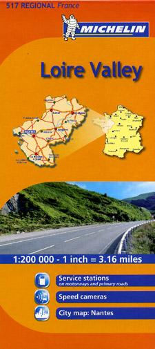 """Loire Valley (""""Pays de la Loire) Region #517."""