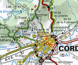 Central Region - Castilla & La Mancha, Madrid & Toledo Region #576.