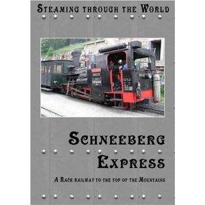 Steaming Through Austria : Schneebergbahn - A Rack Railway to the top of the Schneeberg - Train Video.