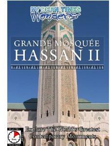Grande Mosquee Hassan II Casablanca, Morocco - Travel Video.